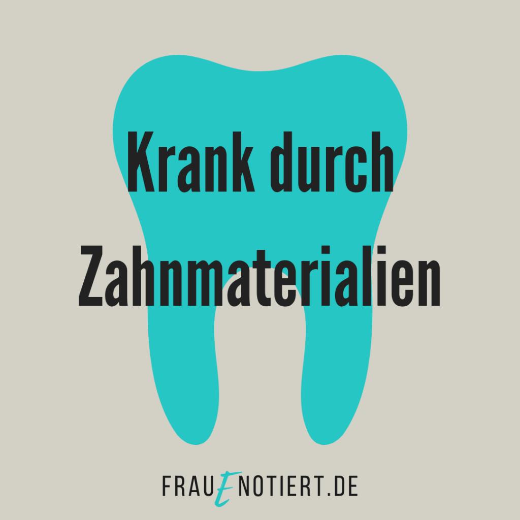 Umweltzahnmedizin, Zahnmaterialien, Umwelterkrankung, Depression, MCS, MCAS, Mastzellaktivierungssyndrom, Kunststoffe Zahnmedizin