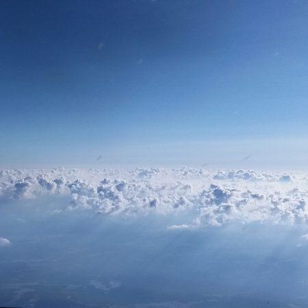 Cockpit, Flug, Felix Lobrecht, Wolken, Stockholm, Schweden, Hamburg